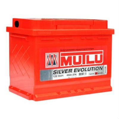 Автомобильный аккумулятор Mutlu Red Evolution 55 (450) п.п.(2014) 9136627