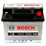 Автомобильный аккумулятор Bosch 56 о.п. (S3 005) 556 400 048 9135434