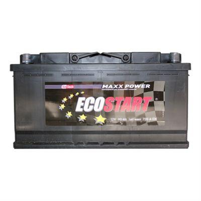 Автомобильный аккумулятор Ecostart 90 о.п. 9174323