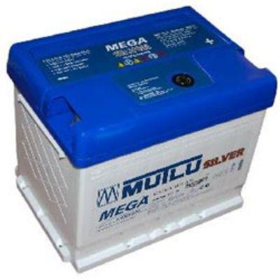 Автомобильный аккумулятор Mutlu Blue Silver 60 п.п. 9165854