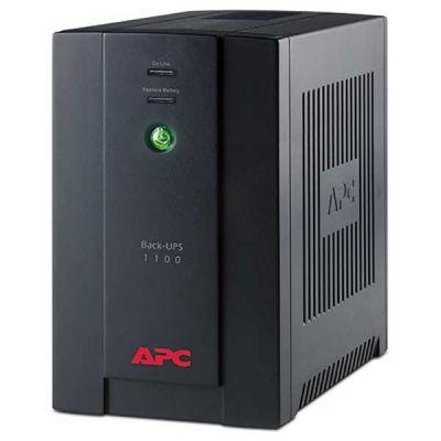 ИБП APC Back-UPS 1100VA with AVR, IEC, 230V BX1100LI