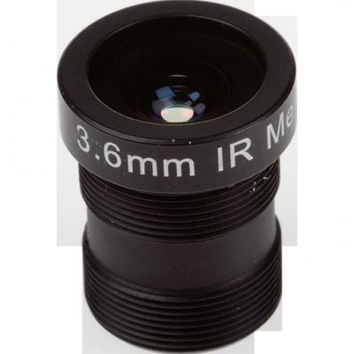 �������� ACC LENS M12 3.6MM F2.0 10PCS
