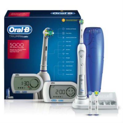 ������������� ������ ����� Oral-B Professional Care 5000 Triumph ����� 80203271/80246991