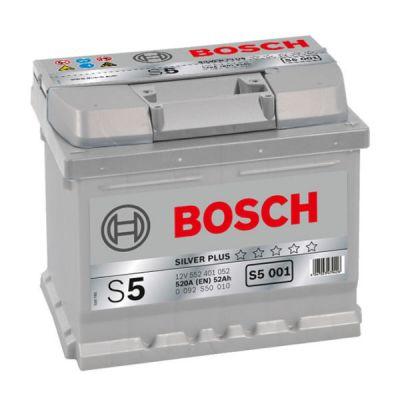 Автомобильный аккумулятор Bosch 54 о.п. (S5 002) 554 400 053 9143627