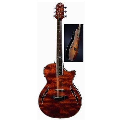 Полуакустическая гитара Crafter SA-BUBINGA + Кейс (SA-BUB)
