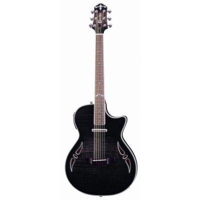 Полуакустическая гитара Crafter SA-TIGER + Кейс (SA-TMBK)