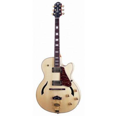 Полуакустическая гитара Crafter FEG-700/N + Кейс