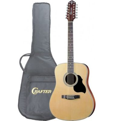 Акустическая гитара Crafter 12-ти струнная MD-50-12/N + Чехол