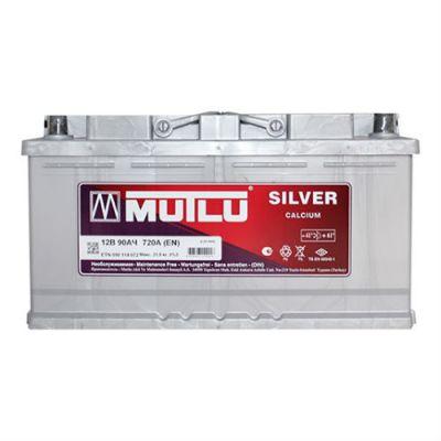 Автомобильный аккумулятор Mutlu Silver 90 (720) п.п.(2015) 9135102