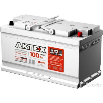 Автомобильный аккумулятор Актех (AT) 100АЗ-R о.п. 9138249