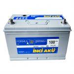 Автомобильный аккумулятор Formula Inci (3879) Asia 100 (760) (D31 100 076 011) о.п. 9174559