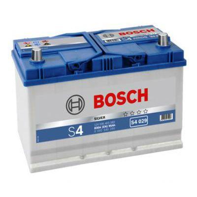 Автомобильный аккумулятор Bosch Asia 95 п.п. (S4 029) 595 405 083 9164553