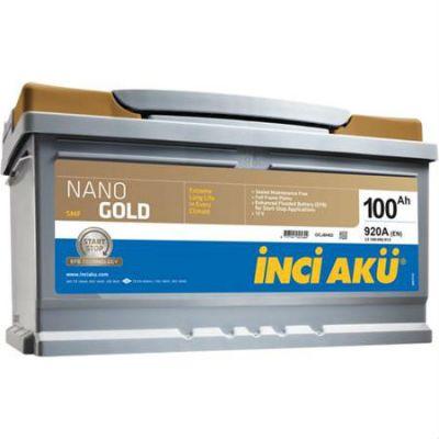 ������������� ����������� NanoGold Inci Start-Stop EFB (6779) 100 (920) �.�. 9176511