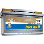 Автомобильный аккумулятор NanoGold Inci Start-Stop EFB (6779) 100 (920) о.п. 9176511