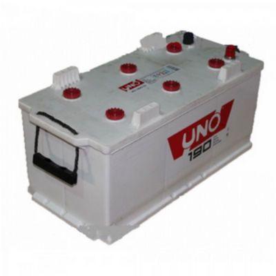 Автомобильный аккумулятор Uno 190 п.п. ( + - ) 9177688