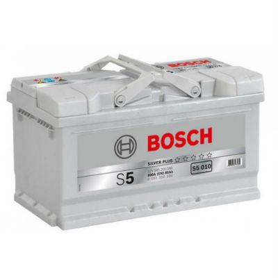 Автомобильный аккумулятор Bosch 85 о.п. (S5 010) 585 200 080 низк. 9166213
