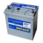 Автомобильный аккумулятор Formula Inci (8393) Asia 42 (360) (NS40 042 036 130) п.п. w/ terminal adaptor 9174531