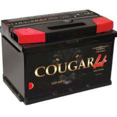 Автомобильный аккумулятор Cougar 90 п.п. 9177332