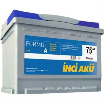 Автомобильный аккумулятор Formula Inci (2119) 75 (700) о.п. 9174520