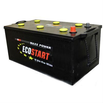 Автомобильный аккумулятор Ecostart 225 п.п.( + - ) 9174332