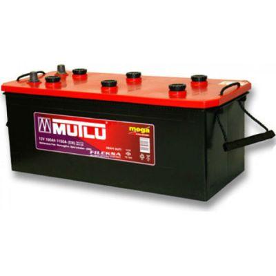 Автомобильный аккумулятор Mutlu Silver 190 (1250) п.п. ( + - ) (2014) 9135092