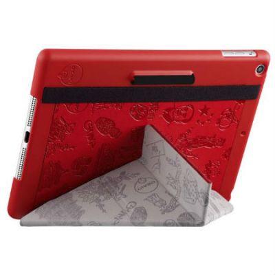 Чехол Ozaki O!coat Travel для iPad Air (Beijing) красный OC111BJ