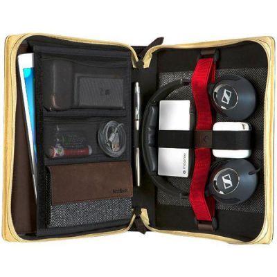 Чехол Twelve South Сумка-органайзер BookBook Travel Journal для Apple iPad,кожа 12-1319