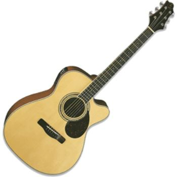 Электроакустическая гитара Greg Bennett OM5CE