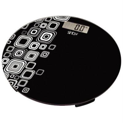 Весы напольные Sinbo SBS 4428 черный