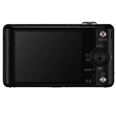 Компактный фотоаппарат Sony Cyber-shot DSC-WX220 Black DSCWX220B.RU3