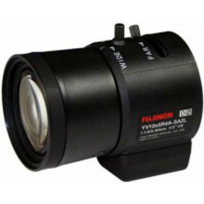 "Объектив для видеонаблюдения Fujinon (1/3"", 1.3 Megapixel, 5.0-50.0 мм, 51°-5.3°, F1.6, DD, IR, CS (MM) YV10x5hr4a-sa2L"