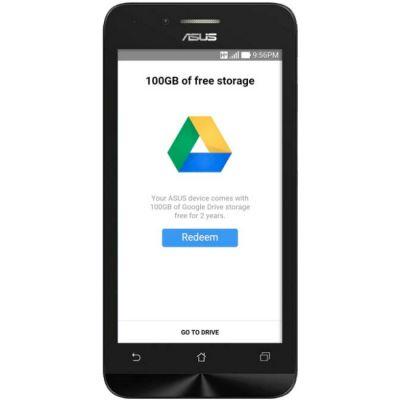 Смартфон ASUS Zenfone Go ZC451TG 8Gb Black 90AZ00S1-M00030