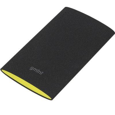 Портативный аккумулятор Gmini mPower Pro Series MPB601 Slim Black, 6000mAh АК-00000633