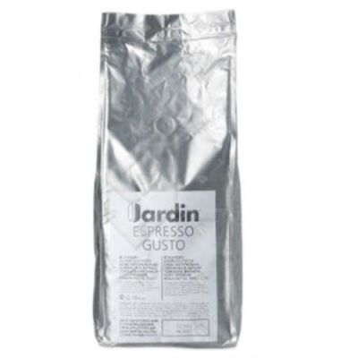 Кофе Jardin Эспрессо Густо (1000г, в зернах, жареный, премиум сорт, ХРК) 0934-08