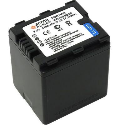 Аккумулятор AcmePower для Panasonic 2400mAh 7.2V Li-Ion AP-VBN-260