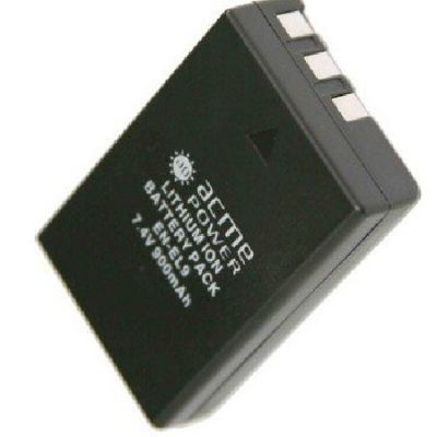 Аккумулятор AcmePower для Nikon Li-Ion, 7.4V, 900mAh AP-EN-EL9