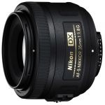 Объектив для фотоаппарата Nikon Nikkor AF-S DX 35mm f/1.8G JAA132DA