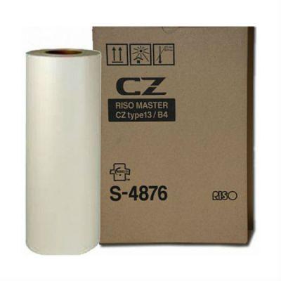 Расходный материал Riso Мастер-пленка Riso CZ B4 TYPE 13(S-4876)