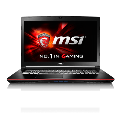 Ноутбук MSI GE72 6QD-010XRU (Apache Pro)