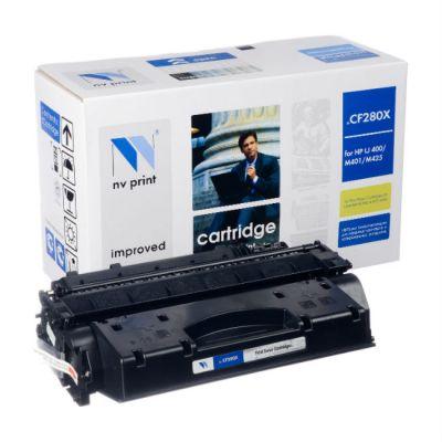 Картридж Совместимый Аналог HP CF280X NVprint