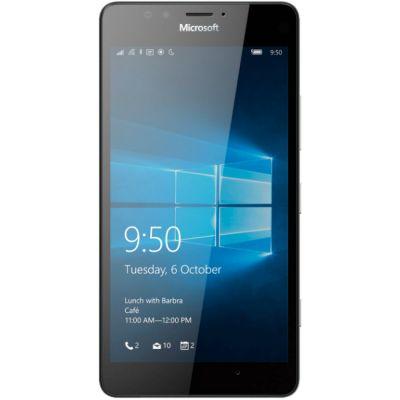 Смартфон Nokia Microsoft Lumia 950 Dual Sim Black A00026404