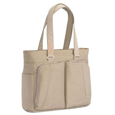 Сумка Sony VAIO женская Shopper Bag horiz VGP-EMBTLSV01
