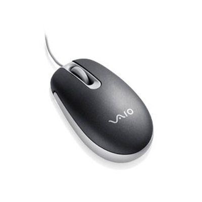 Мышь проводная Sony VAIO оптическая USB Black PCG-AUMS3B