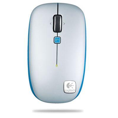 ���� Logitech ���� ������������ V550 Nano Blue Grey 910-000892