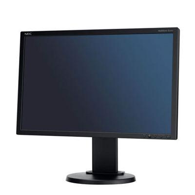 Монитор Nec MultiSync E222W BK/BK