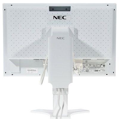 Монитор Nec MultiSync P221W SL/WH