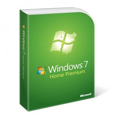 ����������� ����������� Microsoft Windows 7 �������� ����������� (Home Premium rus) GFC-00188