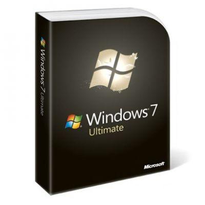 Программное обеспечение Microsoft Windows 7 Максимальная (Ultimate rus) GLC-00263