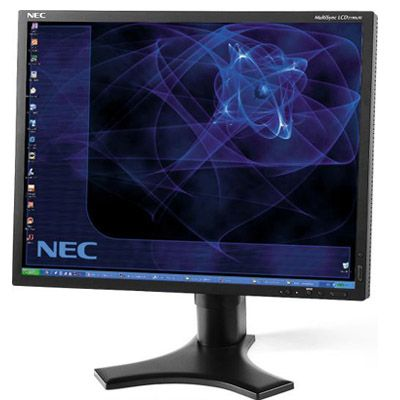 ������� (old) Nec MultiSync 2190UX Black
