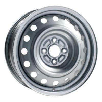 Колесный диск Arrivo 52A35D 5.5x13/4x100 ET35 D57.1 Silver 9166216